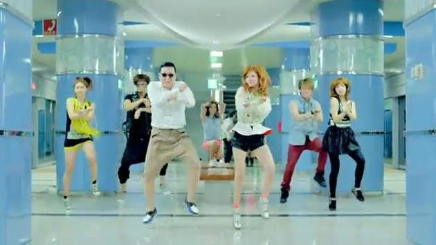 oppa gangnam style! | Publish with Glogster!