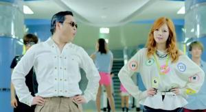 psy hyuna gangnam style
